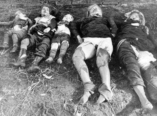 soviet crimes