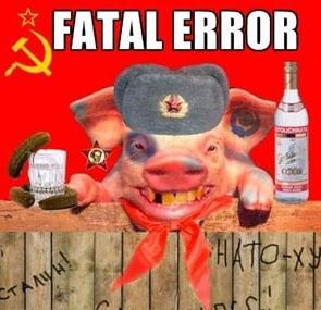bolshevik swine