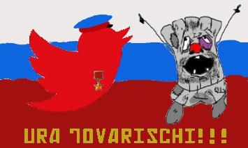"""Сообщество """"Рашка - квадратный ватник"""" заблокировано в российской соцсети - Цензор.НЕТ 4208"""